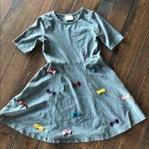 Hanna Andersson Gray Boy Dress Size 130